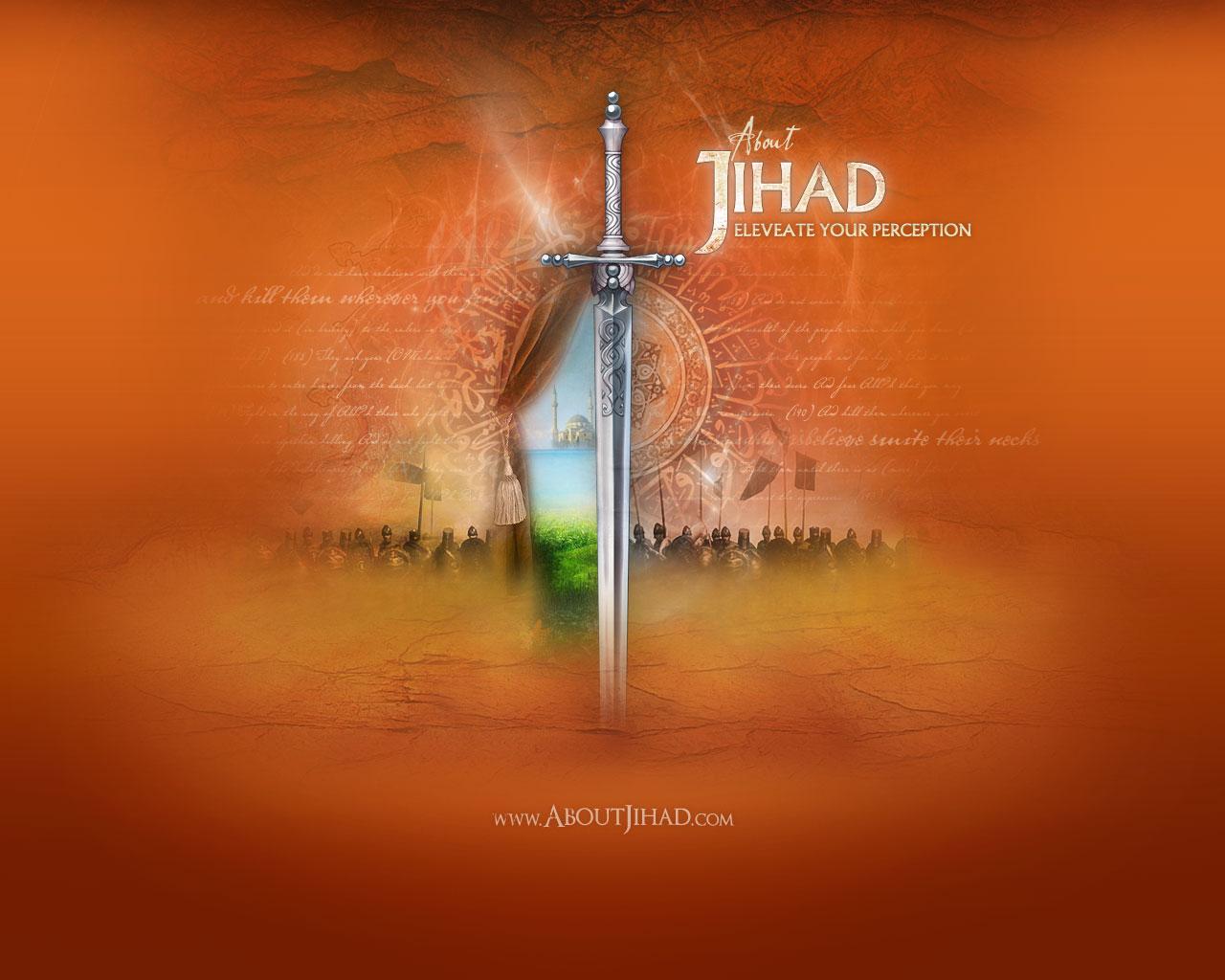 About Jihad Extras Islamic Wallpaper